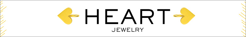 variety jewels, charm, heart, best sellers