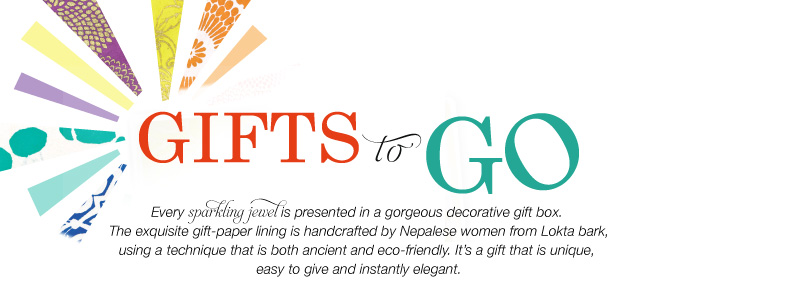 bracelets, gifts to go, see what's new