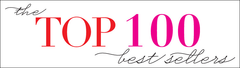 love, top 100, best sellers