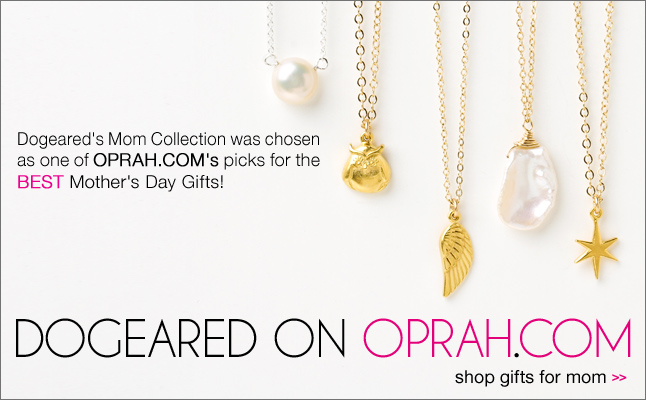Dogeared is one of Oprah's Picks!