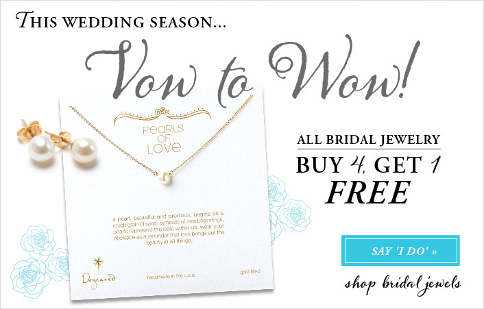 This wedding season vow to wow!