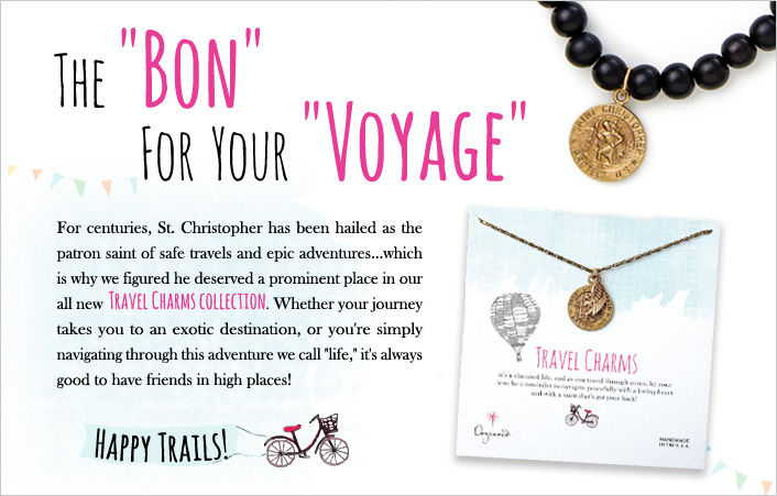 "The ""Bon"" For Your ""Voyage"""