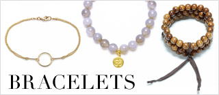 bracelets, variety jewels, gold dipped, $60 - $69