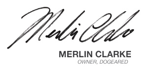 Merlin Clarke - Owner, Dogeared