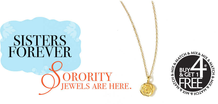 Sorority Jewels Are Here.