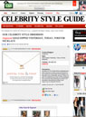 Dogeared Press - Celebrity Style Guide