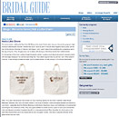 Dogeared Press - Bridal Guide Magazine