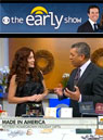 Dogeared Press - As Seen on TV: CBS's The Early Show
