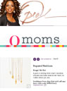 Dogeared Press - Oprah Magazine Online: 2012 Mother's Day Gift Guide