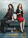 Dogeared Press - As Seen on TV: TNT's Rizzoli and Isles