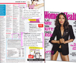 Women's Health Magazine: December 2012