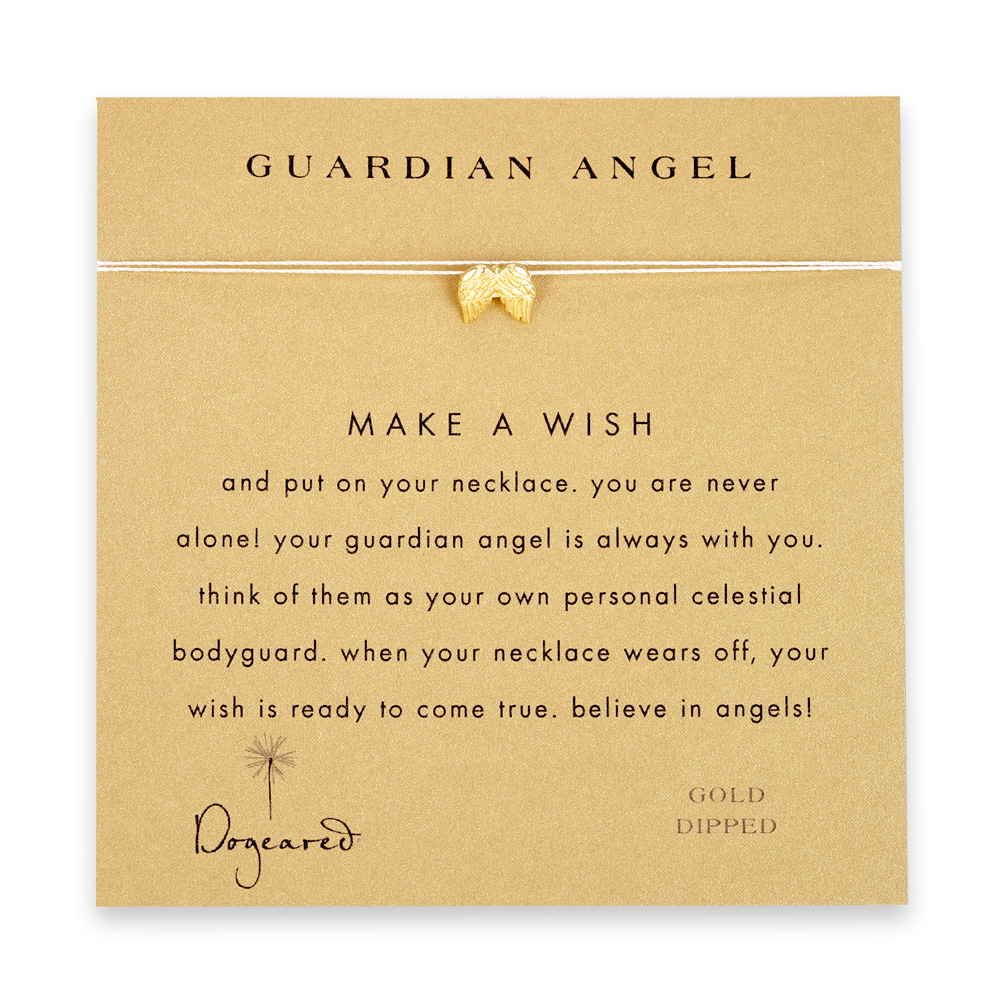 guardian angel make a wish