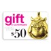 Dogeared E-Gift Card - $50.00