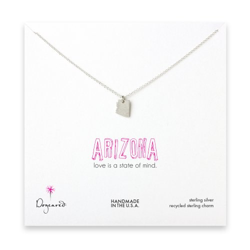 arizona necklace, sterling silver