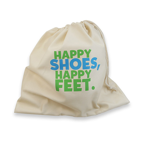 happy shoes happy feet sole traveler organic shoe sack