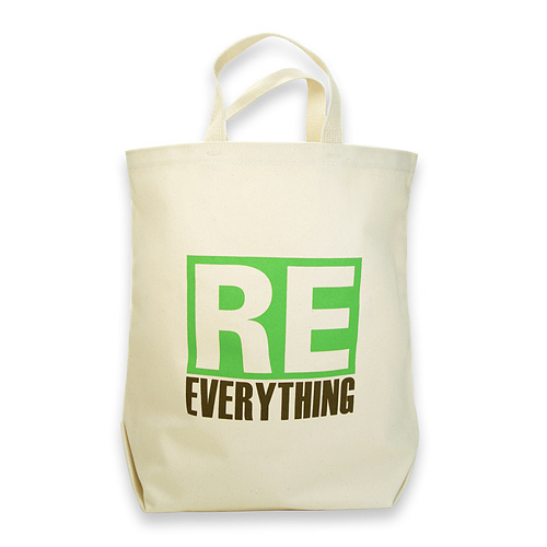 re everything reusable shopping bag