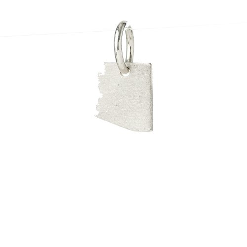 arizona charm, sterling silver