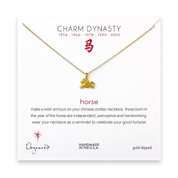 year+of+the+horse+charm+necklace%2C+gold+dipped