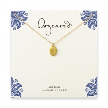 dogeared+gold+dipped+initial+necklace+-+letter+t