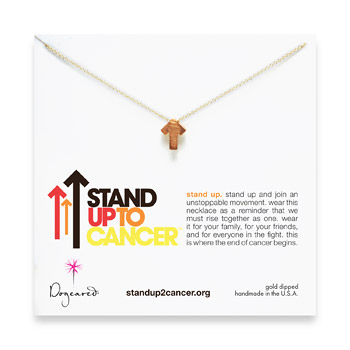 stand+up+to+cancer+rose+gold+dipped+necklace
