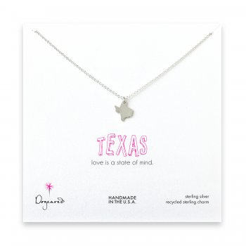 texas+necklace%2C+sterling+silver