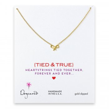 love+collection+bow+necklace%2C+gold+dipped
