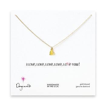 i+love%2C+love%2C+love+you+diamond+heart+necklace%2C+gold+dipped