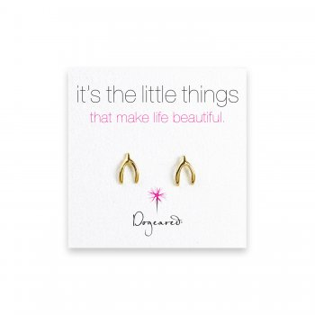 small+wishbone+stud+earrings%2C+gold+dipped