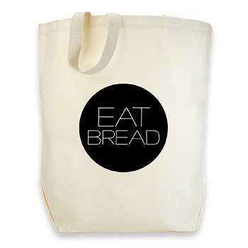 dogeared+cotton+tote+-+eat+bread
