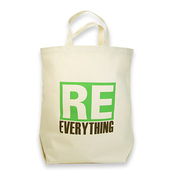 re everything reusable shopping bag : Dogeared Jewels and Gifts