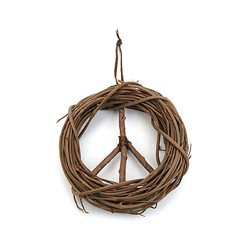 peace wreath : Dogeared Jewels and Gifts