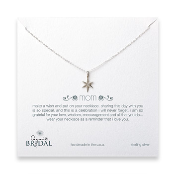 bridal+mom+bright+star+necklace%2C+sterling+silver