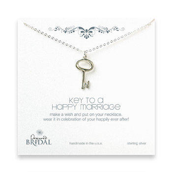 bridal+key+to+a+happy+marriage+key+necklace%2C+sterling+silver+-+18+inches