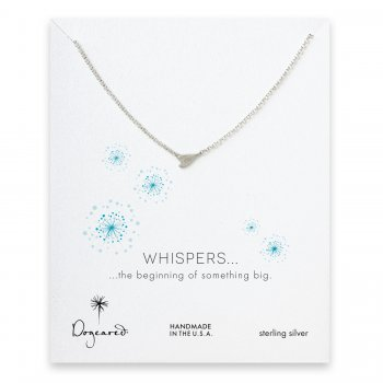 whispers+sideways+heart+necklace%2C+sterling+silver