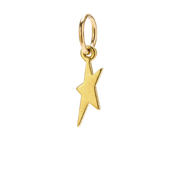 dancing+star+charm%2C+gold+dipped