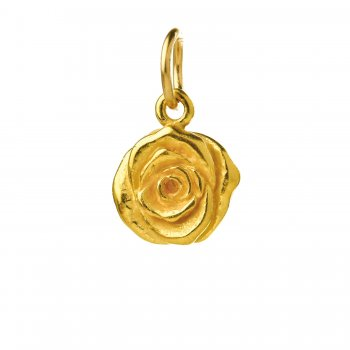 rose+charm%2C+gold+dipped