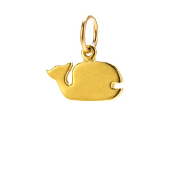 whale+charm%2C+gold+dipped