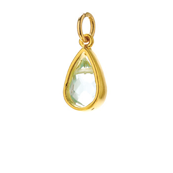 blue+quartz+pendant+gem%2C+gold+dipped