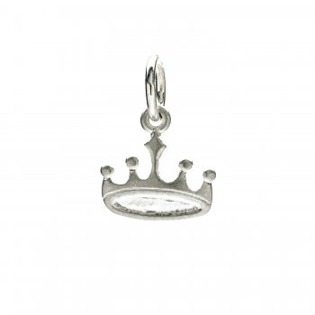 crown+charm%2C+sterling+silver