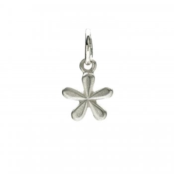 groovy+flower+charm%2C+sterling+silver