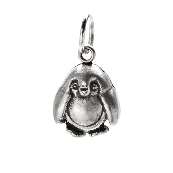 penguin+charm%2C+sterling+silver