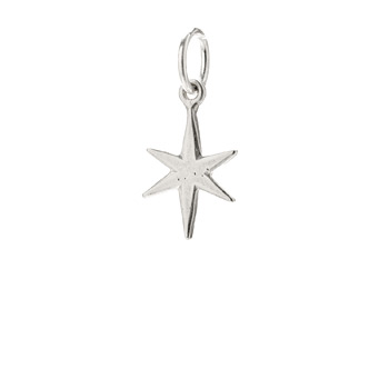 bright+star+charm%2C+sterling+silver
