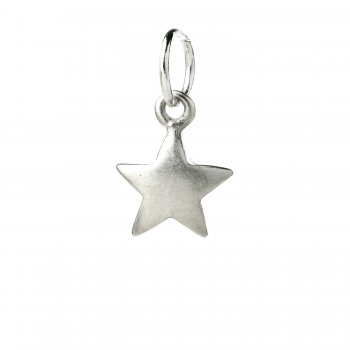 full+star+charm%2C+sterling+silver