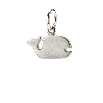 whale+charm%2C+sterling+silver