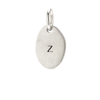%22Z%22+charm%2C+sterling+silver