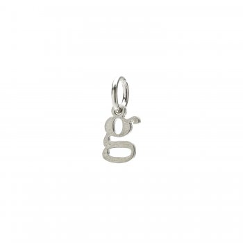open+g+charm%2C+sterling+silver
