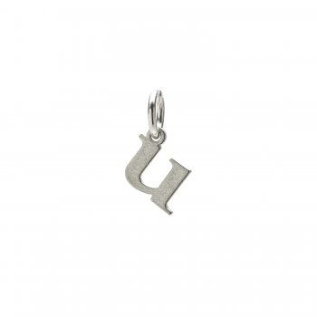 open+u+charm%2C+sterling+silver