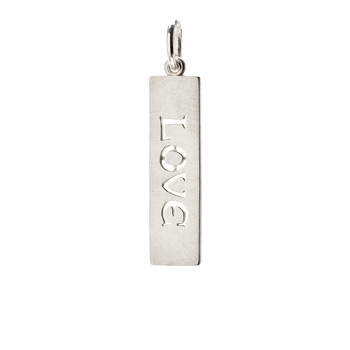 %22love%22+word+charm%2C+sterling+silver