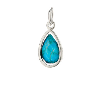 turquoise+pendant+gem%2C+sterling+silver