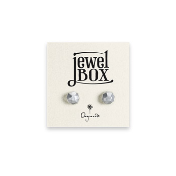 jewel+box+sterling+silver+faceted+stud+earrings